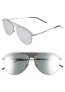 Christian Dior Dior 59mm Polarized Aviator Sunglasses