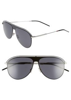 DIOR HOMME Dior 59mm Polarized Aviator Sunglasses