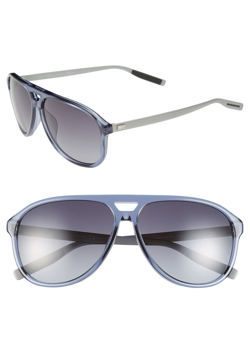Dior Homme 60mm Sunglasses