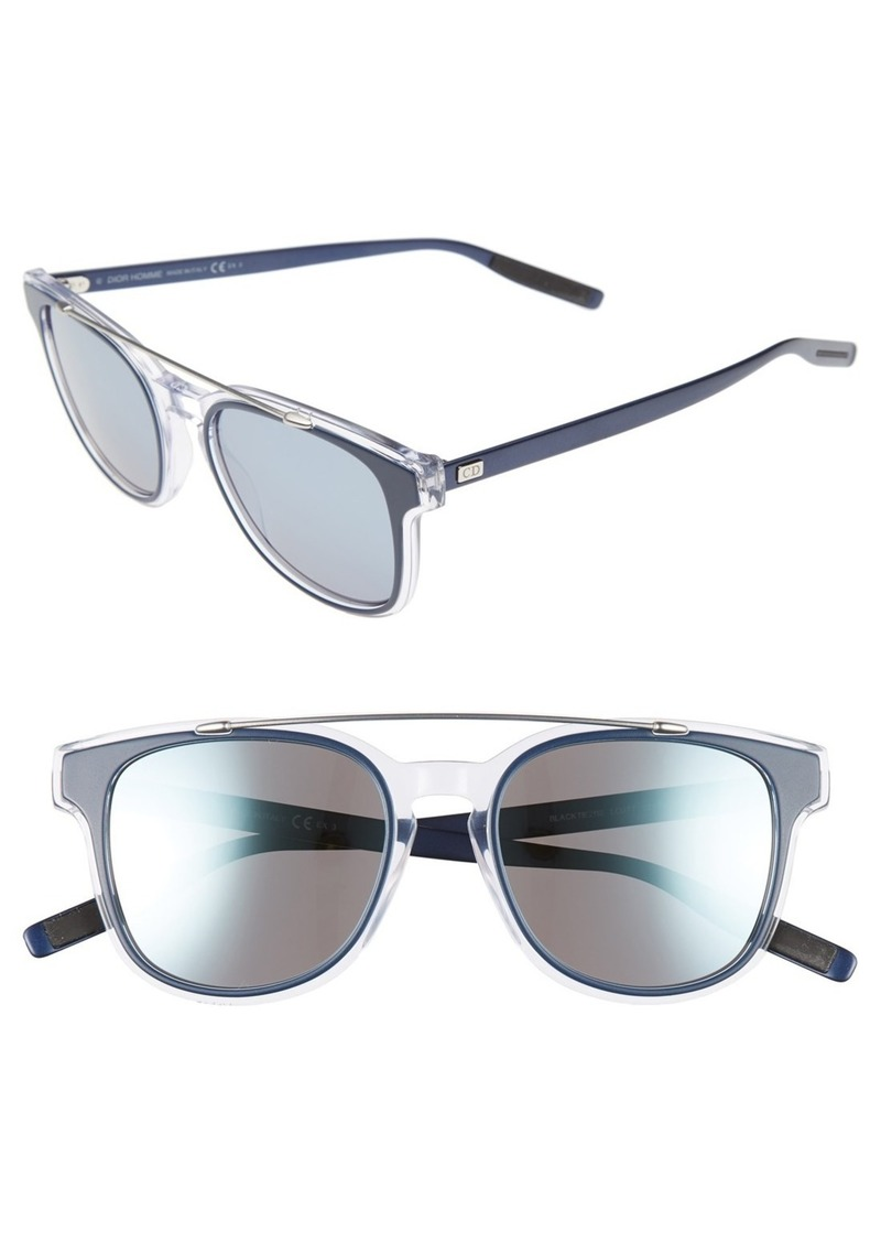 Dior Homme 'Black Tie' 52mm Sunglasses