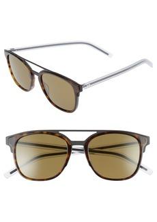 Christian Dior Dior 'Black Tie' 53mm Sunglasses