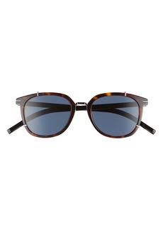 Dior Homme Blacktie 50mm Sunglasses