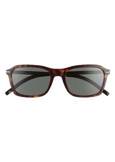 Dior Homme Blacktie 54mm Sunglasses
