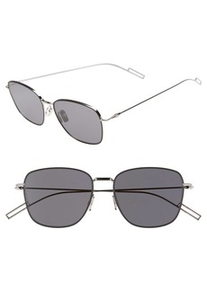 DIOR HOMME Dior 'Composit 1.1S' 54mm Metal Sunglasses