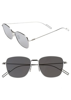 Christian Dior Dior 'Composit 1.1S' 54mm Metal Sunglasses