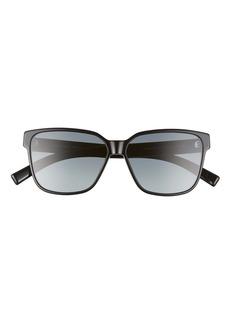 Dior Homme Dior Flag 59mm Square Sunglasses