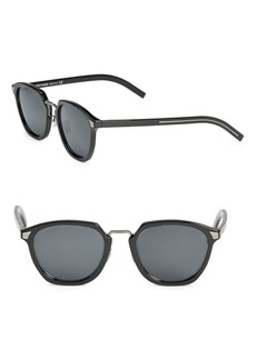 DIOR HOMME Dior Tailoring1 51MM Sunglasses