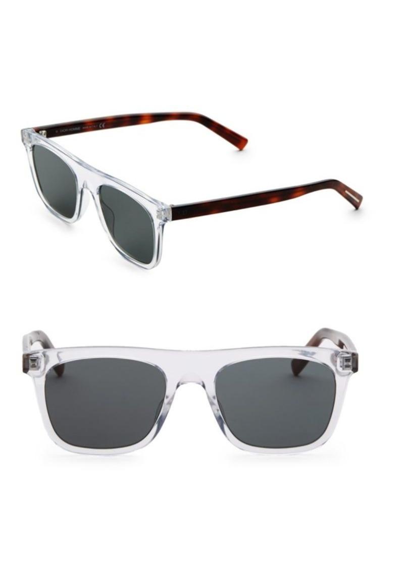 02425bede2f44 Christian Dior Dior Walk 51MM Square Sunglasses