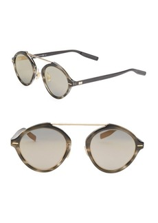 DIOR HOMME Diorsystems 50MM Aviator Sunglasses