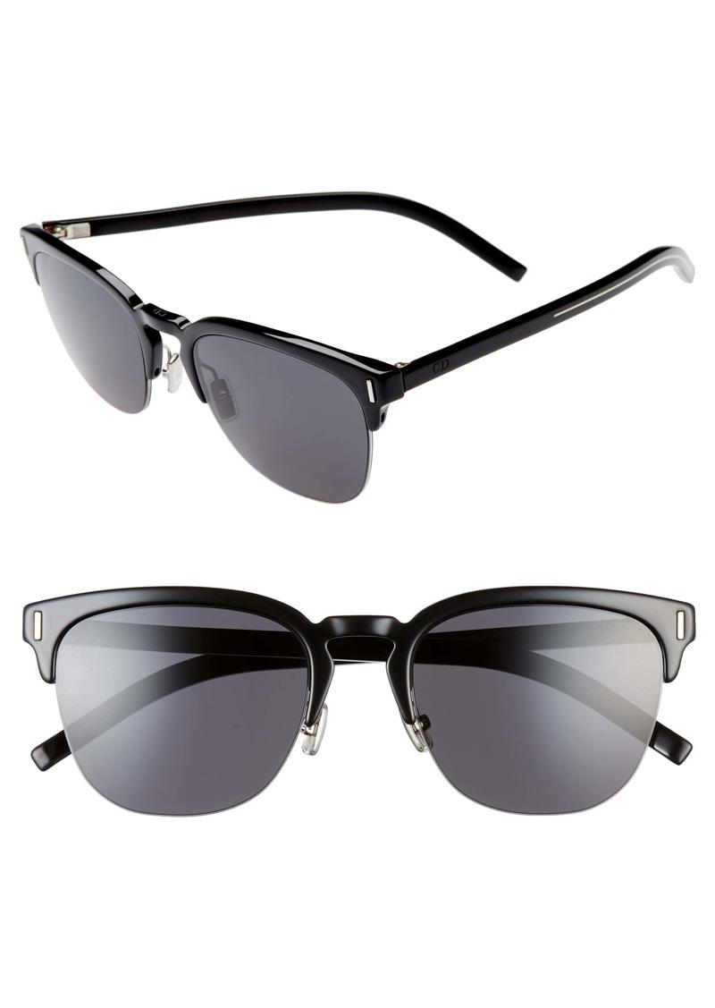 Christian Dior Dior Fraction 55mm Sunglasses