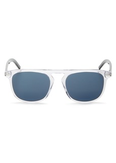 Dior Homme Men's Black Tie Square Sunglasses, 51mm