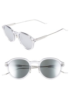 DIOR HOMME Dior Motion 2 50mm Sunglasses