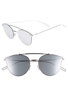Dior Homme Pressure 57mm Sunglasses