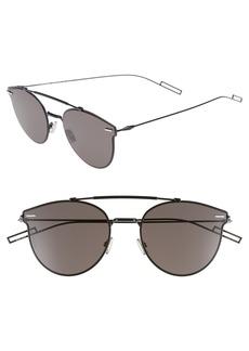 DIOR HOMME Dior Pressure 57mm Sunglasses