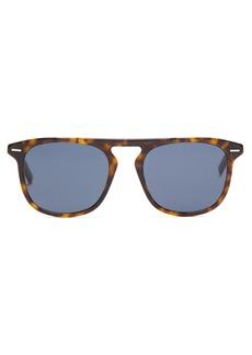 Dior Homme Sunglasses Blacktie254s aviator acetate sunglasses