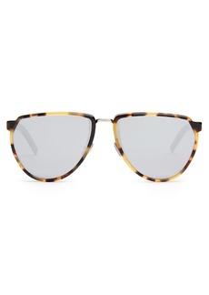 Dior Homme Sunglasses D-frame acetate sunglasses