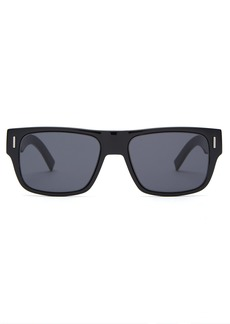 Dior Homme Sunglasses DiorFraction square acetate sunglasses