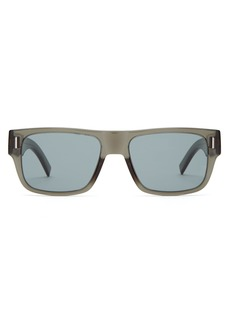 Dior Homme Sunglasses DiorFraction4 rectangular acetate sunglasses