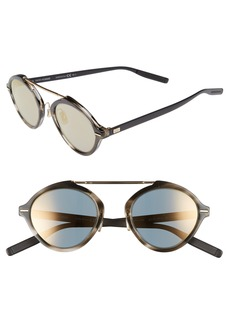 DIOR HOMME Dior System 49mm Sunglasses