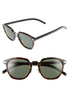Dior Homme Tailoring 51mm Sunglasses