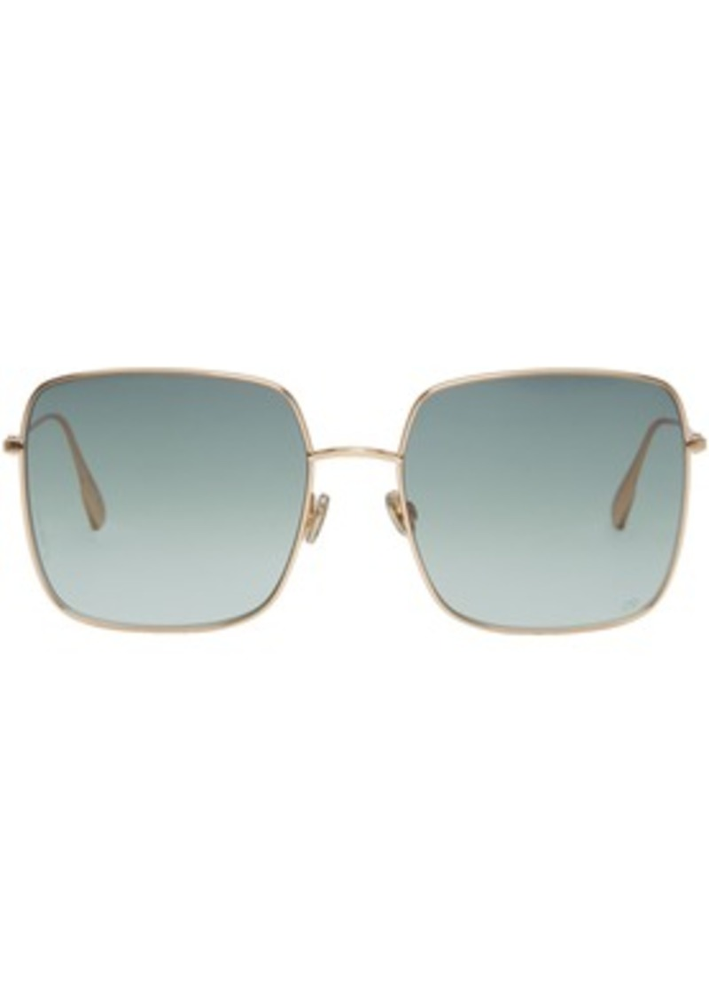 a8839ff0bbe DIOR HOMME Gold   Grey  Dior Stellaire 1  Sunglasses