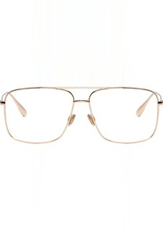 DIOR HOMME Gold 'Dior Stellaire 3' Glasses