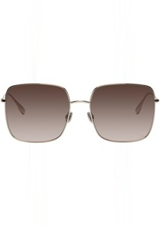 DIOR HOMME Rose Gold Stellaire1 Sunglasses