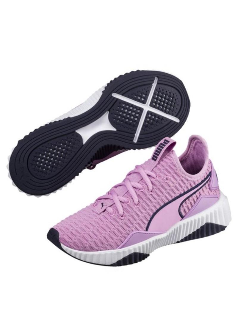 60bbe2d83f0e84 Puma Defy Preschool Girls  Sneakers
