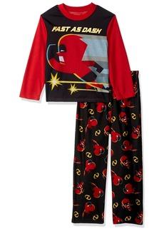 Disney Boys' Big Incredibles 2-Piece Pajama Set