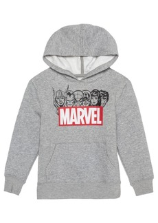 Disney Big Girls Assemble Crew Pullover Hoodie