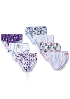 Disney Big Girls' Descentants Panties   (Pack Of 7)