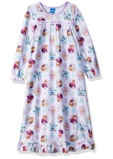 Disney Girls' Big Frozen Granny Nightgown