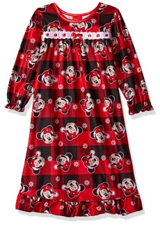 Disney Big Girls' Minnie Mouse Granny Nightgown