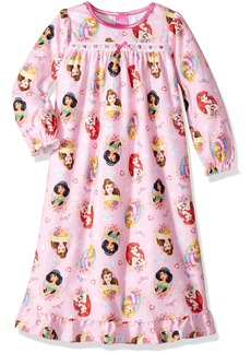 Disney Big Girls' Multi-Princess Granny Nightgown