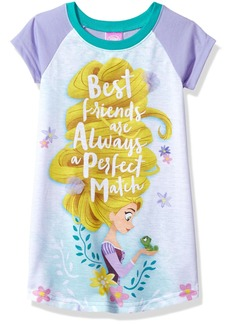 Disney Big Girls' Rapunzel Nightgown