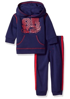 Disney Boys' Cars 2-Piece Hoodie and Pant Set