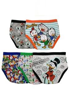 Disney Boys' Little  5-Pack Underwear Briefs