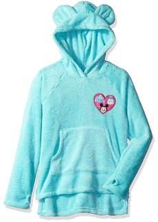 Disney D-Signed Big Girls' Tsum Hooded Sweatshirt with Ears  XS
