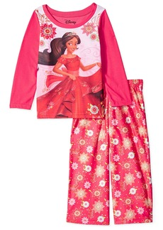 Disney Girls' Big Elena of Avalor 2-Piece Pajama Set