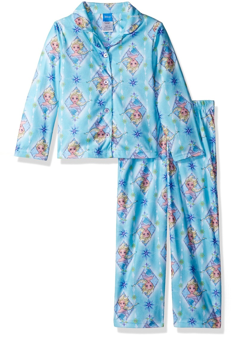 7dfea3e9d Disney Disney Girls  Big Frozen 2-Piece Pajama Coat Set