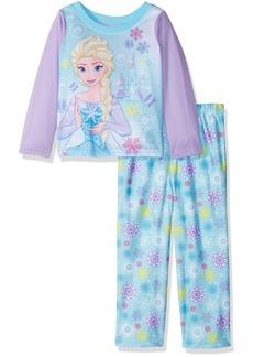 Disney Girls' Big Frozen 2-Piece Pajama Set