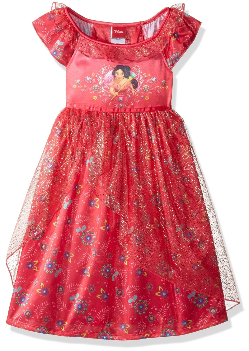 Disney Little Girls' Elena of Avalor Fantasy Nightgown