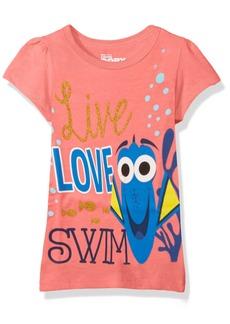 Disney Girls' Little Girls' Finding Dory T-Shirt
