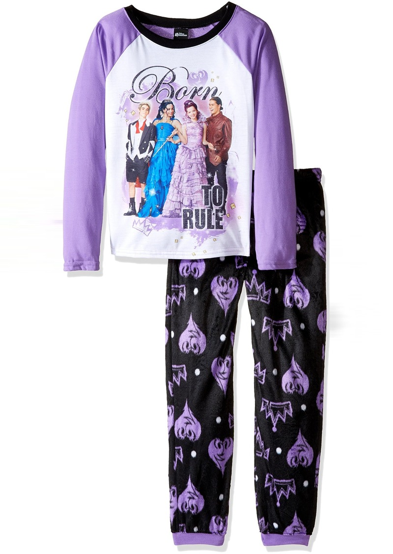 Disney Disney Girls  Little Girls  the Descendants 2-Piece Pajama ... 9f33a0db4