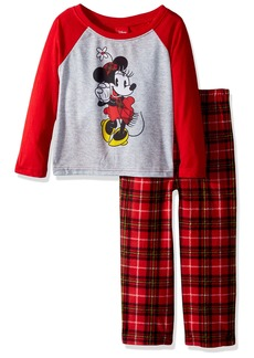 Disney Girls' Toddler 2-Piece Set