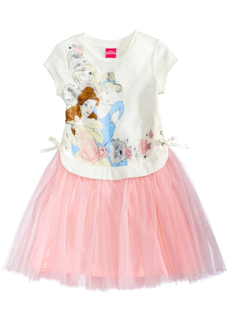 6e9b904d43fb On Sale today! Disney Disney's Princesses Lace-Up Popover Ballerina ...