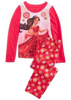 Disney Little & Big Girls 2-Pc. Elena of Avalor Pajama Set