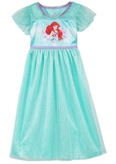 Disney Little & Big Girls Disney Princess Ariel Nightgown