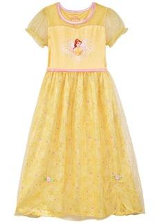 Disney Little & Big Girls Disney Princess Belle Nightgown
