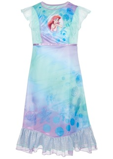 Disney Little & Big Girls Little Mermaid Nightgown